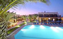Foto Hotel Atlantis Beach in Rethymnon ( Rethymnon Kreta)